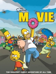 Simpsonovi ve filmu / The Simpsons Movie 2007 - obrázek