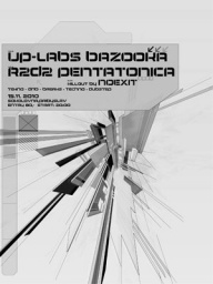 UP-LABS, R2D2, PENTATONICA, BAZOOKA, NOEXIT