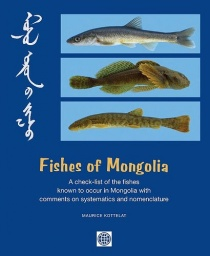 Fishes of Mongolia - obrázek