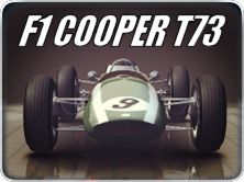 F1 Cooper T73 project finished!