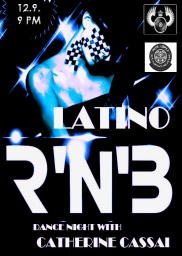LATIN RNB NIGHT