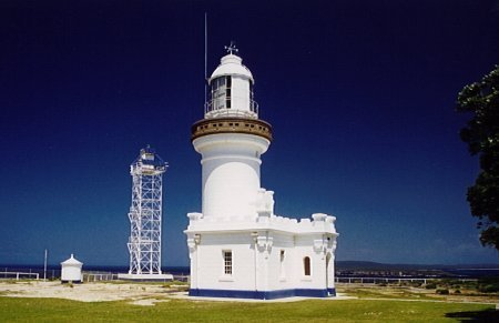 Perpendicular Lighthouse