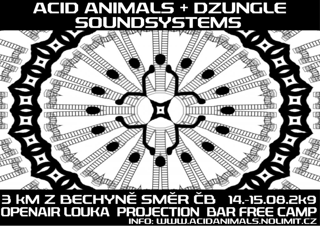 Acid Animals + Dzungle ss