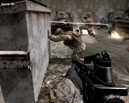 Call Of Duty 4 max details