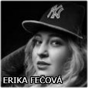 ERIKA FEČOVÁ (AKCE: BLACK & WHITE PARTY)
