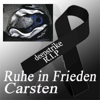 Hello all fans, unfortunately I have to inform you that Carsten aka deep-strike, the main physics and sound stuff related person of all our car add-ons, passed away on 4. january 2019. We all know how much the simrace modding were close to his heart. We will miss him incredibly! R.I.P deep-strike / Carsten